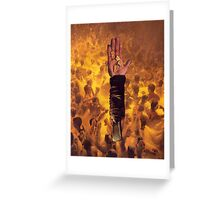 M Blackwell - All Hail... Greeting Card