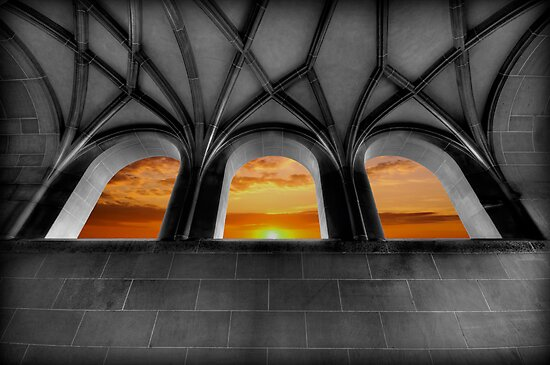 Golden Arches by Luke Griffin