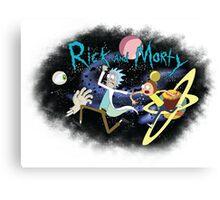 Ricklight Zone Canvas Print