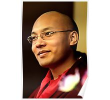 seventeenth, the karmapa. northern india Poster