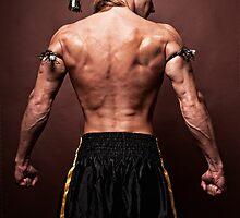 Muay Thai by Andrei Vishnyakov
