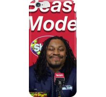 Marshawn Lynch Beast Mode (Skittles) iPhone Case/Skin