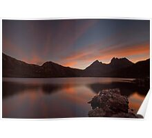 Colours of Cradle Mountain Poster