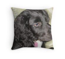 Ellie Mae Throw Pillow
