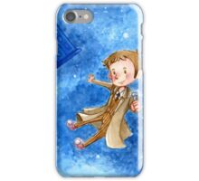 Doctor Who II iPhone Case/Skin