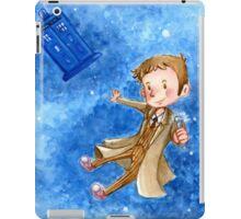 Doctor Who II iPad Case/Skin