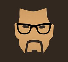 Half Life - Gordon Freeman Face (Minimalism) T-Shirt