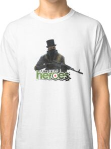 Battlefield Heroes - Alpine Soldier with Top hat Classic T-Shirt