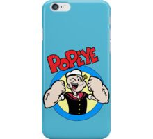 Popeye iPhone Case/Skin