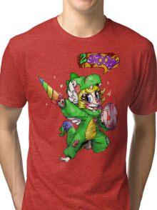 Too spooky Tri-blend T-Shirt