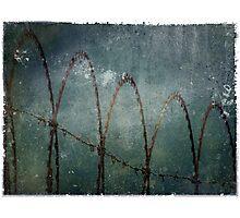 Demarcation Photographic Print