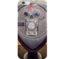 Quarters Only, New York City photograph iPhone Case/Skin