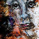 Face, Bernard Lacoque-72 by ArtLacoque