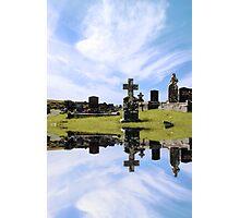 irish graveyard Photographic Print