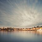 Stockholm dawn. by Justin Foulkes
