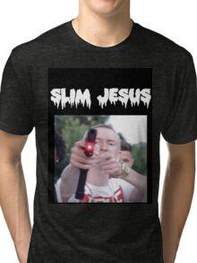 slim jesus Tri-blend T-Shirt