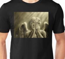 Peeping Angel Unisex T-Shirt