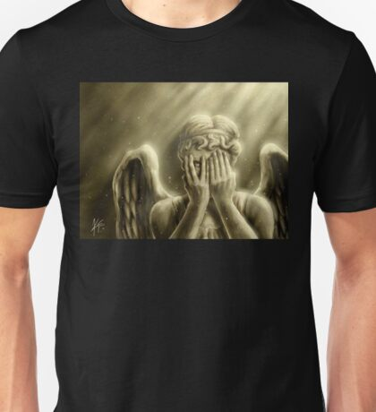 Peeping Angel Unisex T-Shirt