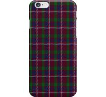 00330 Lanark Tartan iPhone Case/Skin
