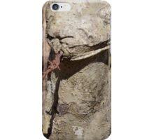 Barbwire Lizard iPhone Case/Skin