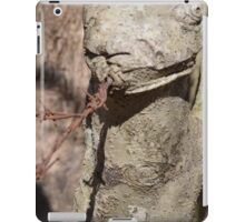 Barbwire Lizard iPad Case/Skin
