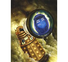 Doctor Who - Dalek Mercy Photographic Print