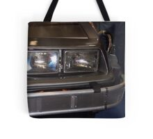 Delorean Tote Bag