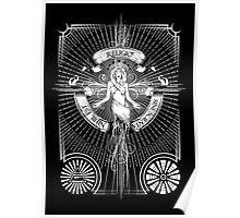Religio Sine Scienta Nihil Est Poster
