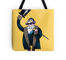 Gentleman with top hat Tote Bag