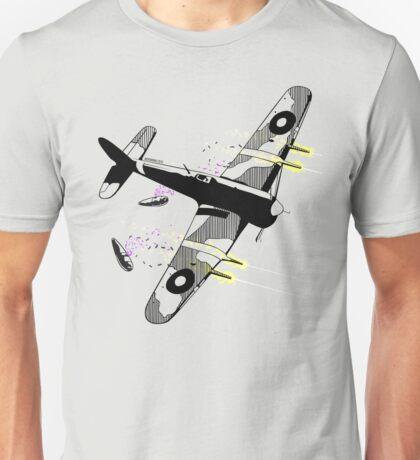 Hawker Typhoon Unisex T-Shirt