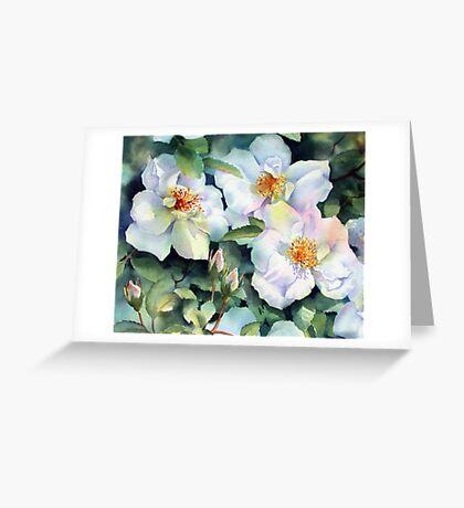 Nevada Rose Greeting Card