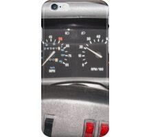 Delorean Wheel iPhone Case/Skin