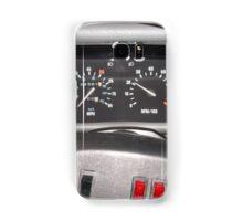 Delorean Wheel Samsung Galaxy Case/Skin