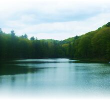 Watoga State Park in WV by fotoflossy