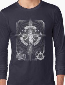 Religio Sine Scienta Nihil Est  Long Sleeve T-Shirt