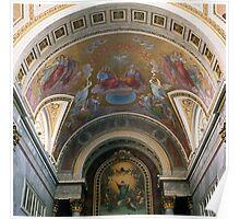 Basilica, Esztergom Hungary Poster