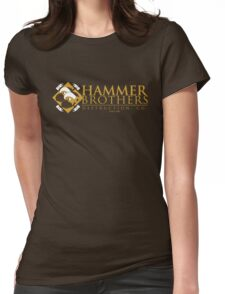 Hammer Bros Womens Fitted T-Shirt