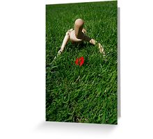 love chase Greeting Card