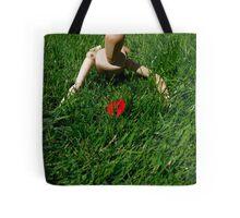 love chase Tote Bag