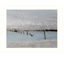 A Winter's Day Art Print