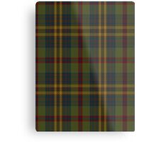 00333 Limerick County (District) Tartan Metal Print