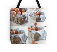 Variations on eggs Tote Bag