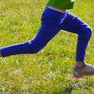 Running Legs,Flying Feet by MaeBelle