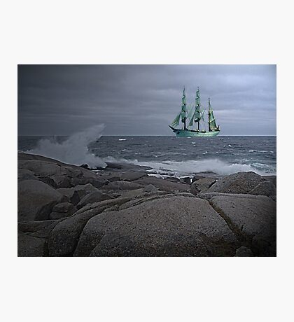 Age of Sail Photographic Print