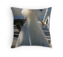 love, forever Throw Pillow