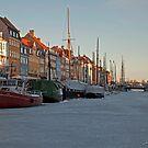 Winter in Copenhagen by imagic