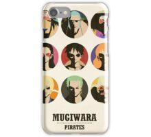 Strawhat Pirates iPhone Case/Skin