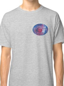 TARDIS in space 02 Classic T-Shirt