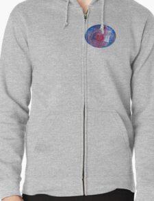 TARDIS in space 02 T-Shirt