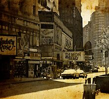 New York reconstructed by DigitalTulip